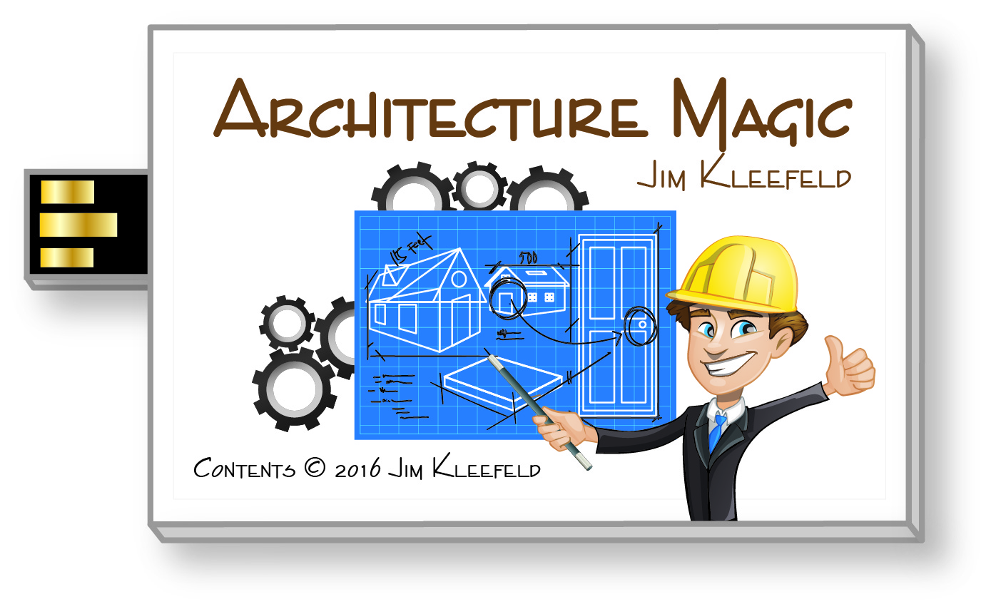Architecture Magic E-Book