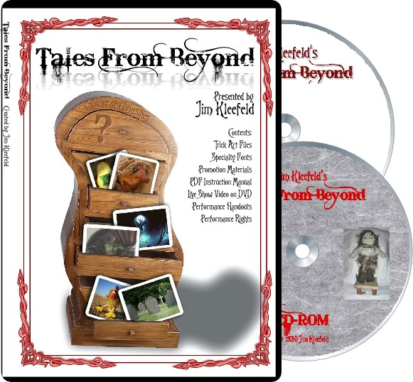 Tales From Beyond Teen and YA Program
