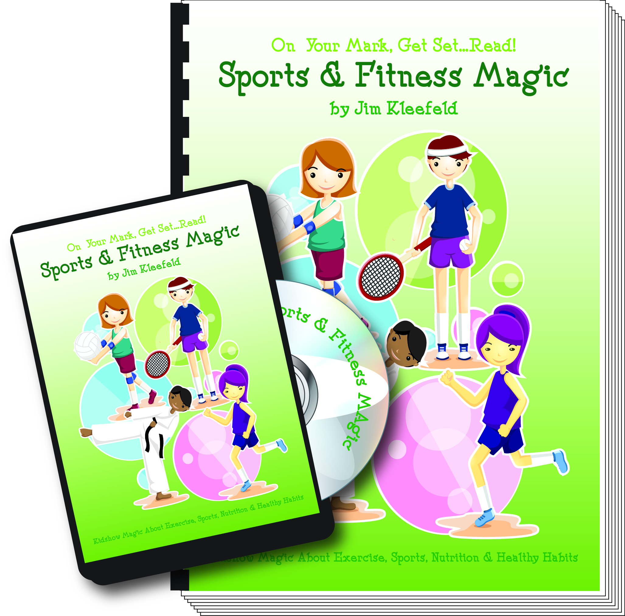 Sports & Fitness Magic Combo Pack