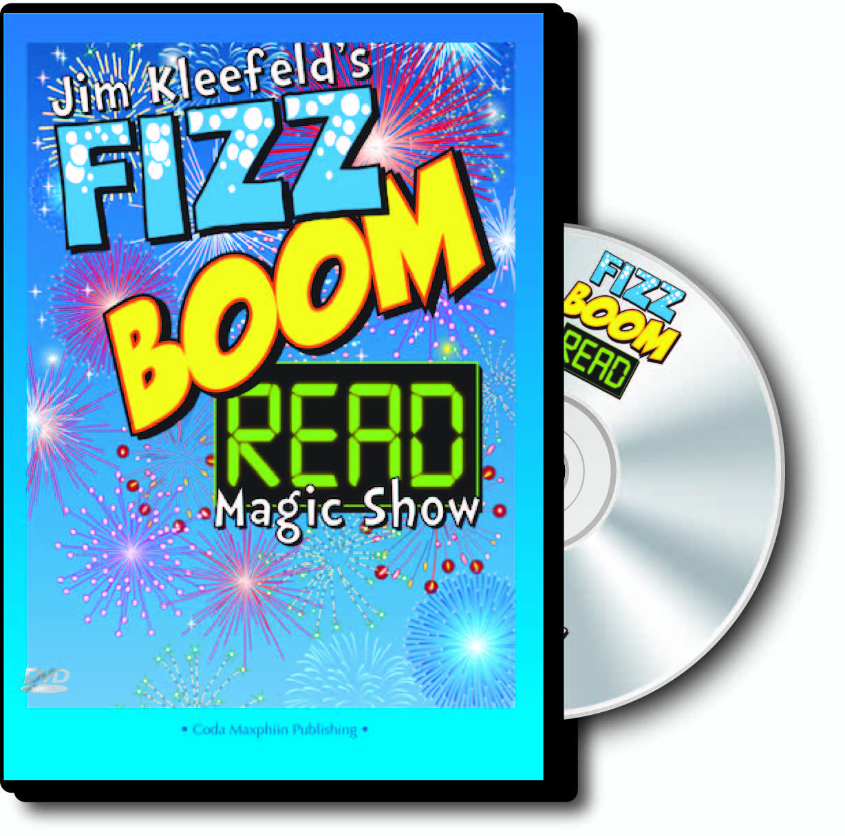 Fizz Boom Read Magic Show