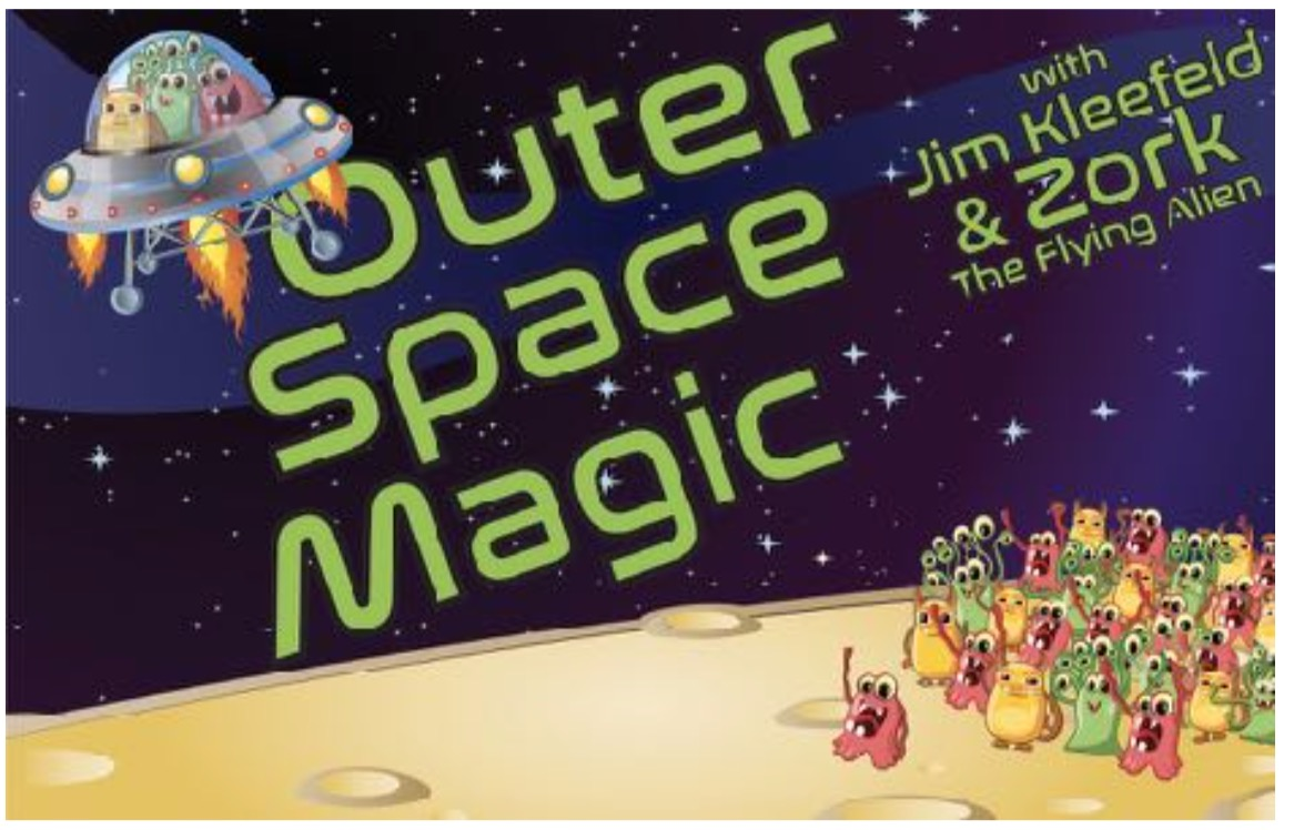 Outer Sace Magic Show