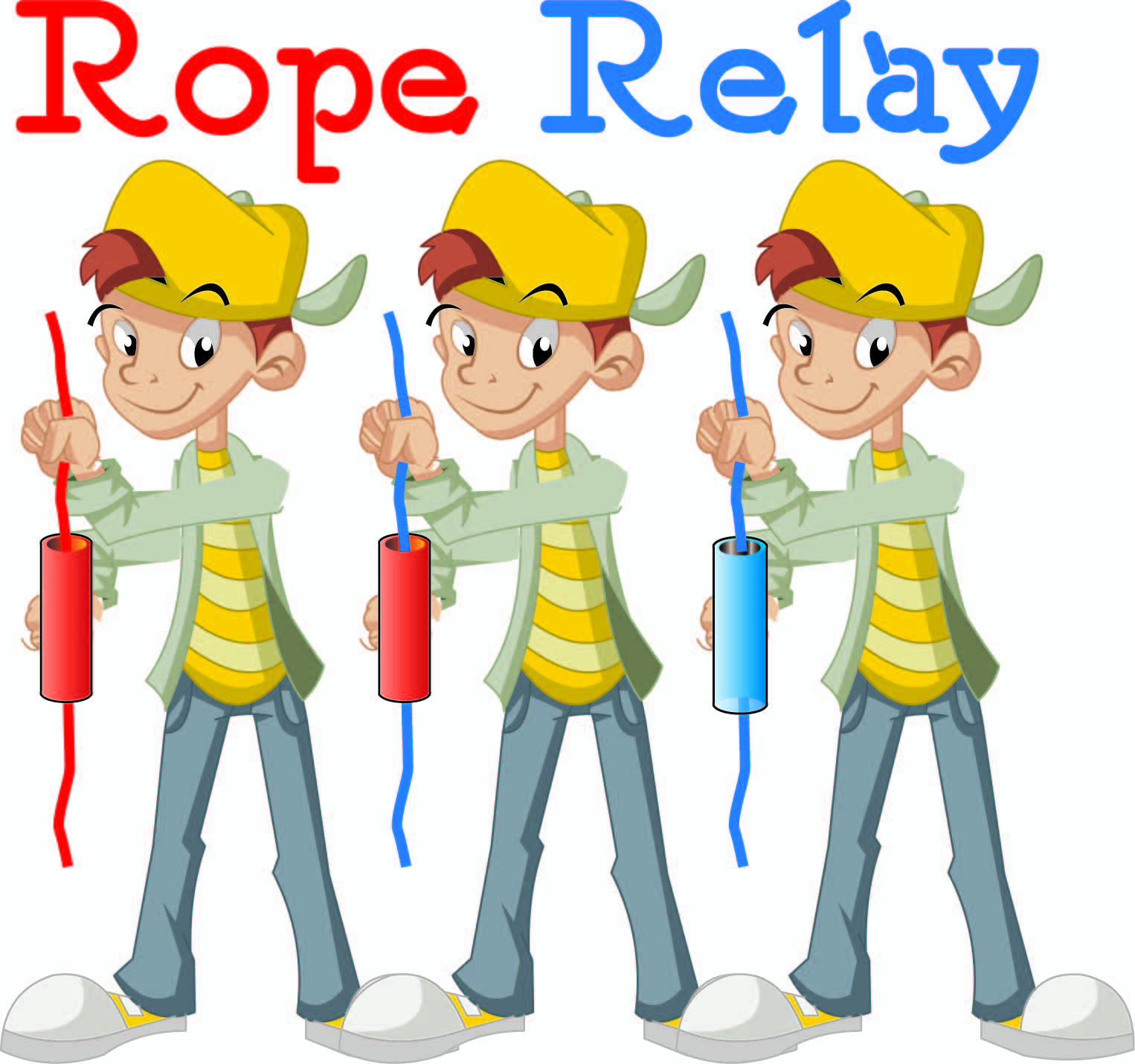 Rope Relay