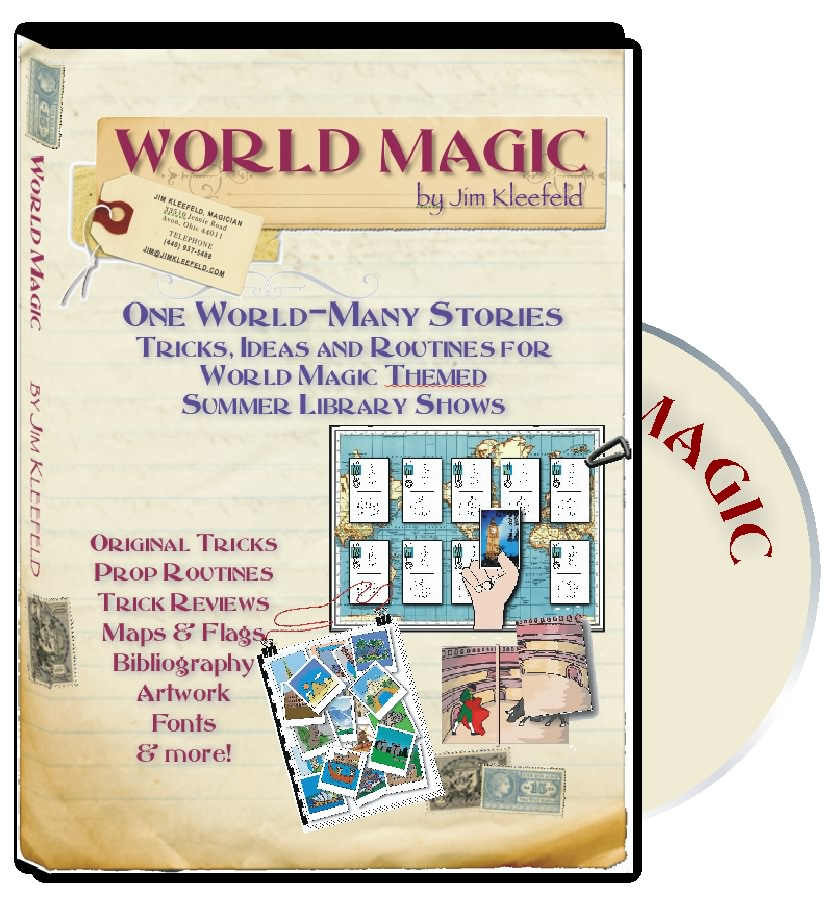 World Magic E-Book