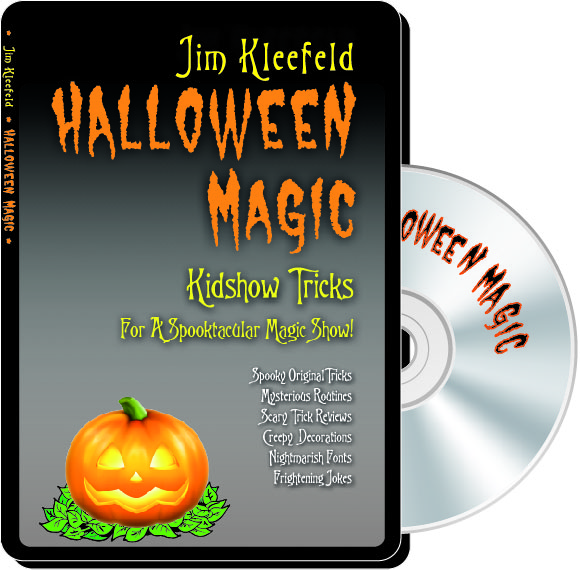 Halloween Magic Book