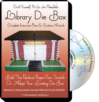 Library Die Box