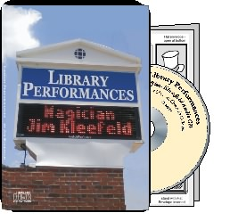 Library Performances Audio CD
